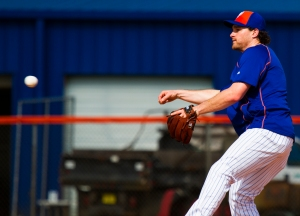Daniel Murphy flips to second 1