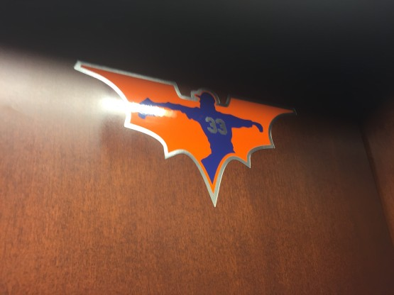 Matt Harvey Batman