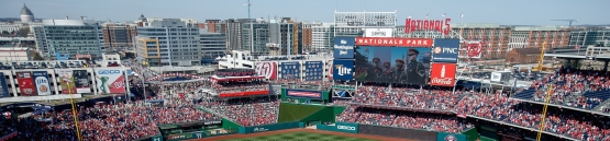 Nationals Park slice 1