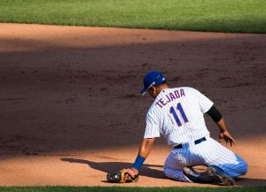 Ruben Tejada third base