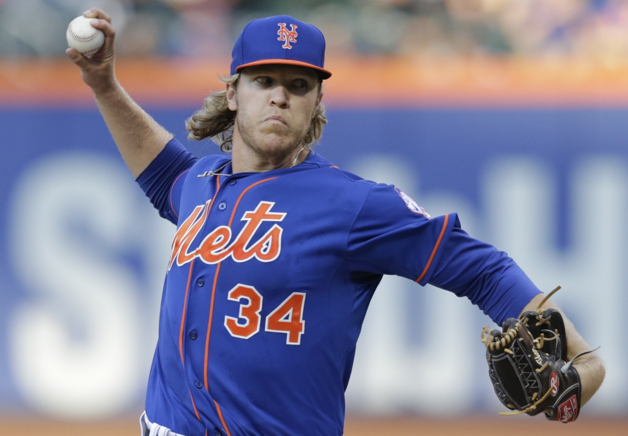 Noah Syndergaard's best came at a critical point, and he ...