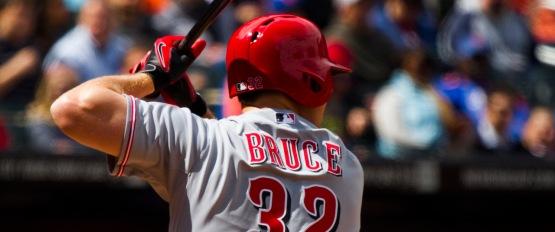 Jay Bruce 1 slice