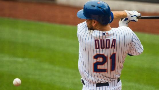 Lucas Duda 1 slice