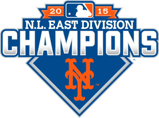 2015 Mets National League East Champions