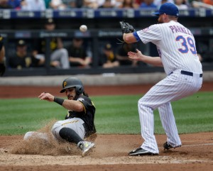 Sean Rodriguez, Bobby Parnell