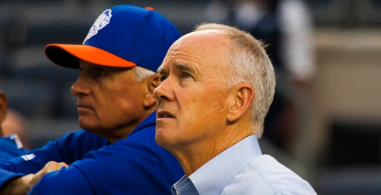 Sandy Alderson Terry Collins