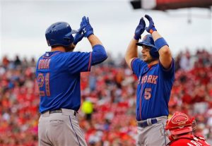David Wright Lucas Duda