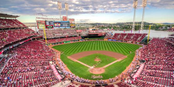 Great American Ballpark 4
