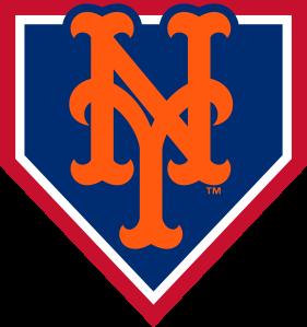 Mets home plate logo