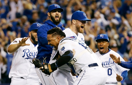 ALCS Blue Jays Royals Baseball