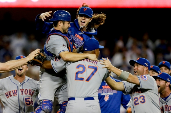 Jacob deGrom, Travis d'Arnaud
