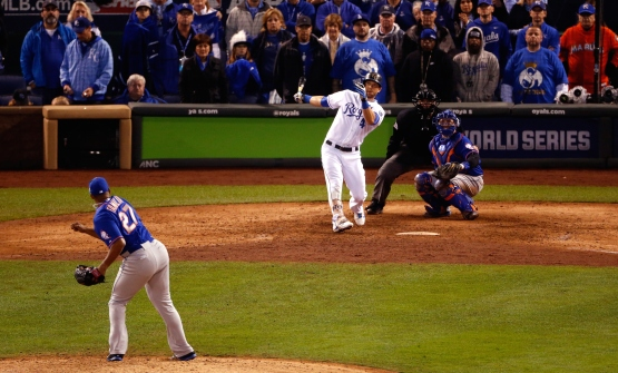 World Series - New York Mets v Kansas City Royals - Game One