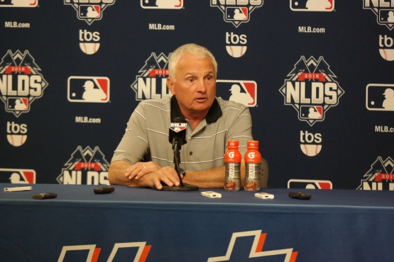 Terry Collins NLDS