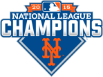 Mets National League Champions 2015