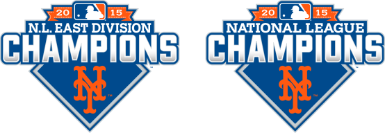 Mets NL Division NL East Champions 2015 300x104