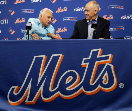 Sandy Alderson, Terry Collins