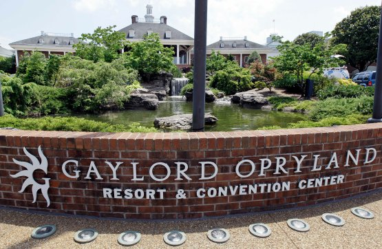 Gaylord Entertainment Marriott