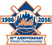 Mets 1986 anniversary 30th